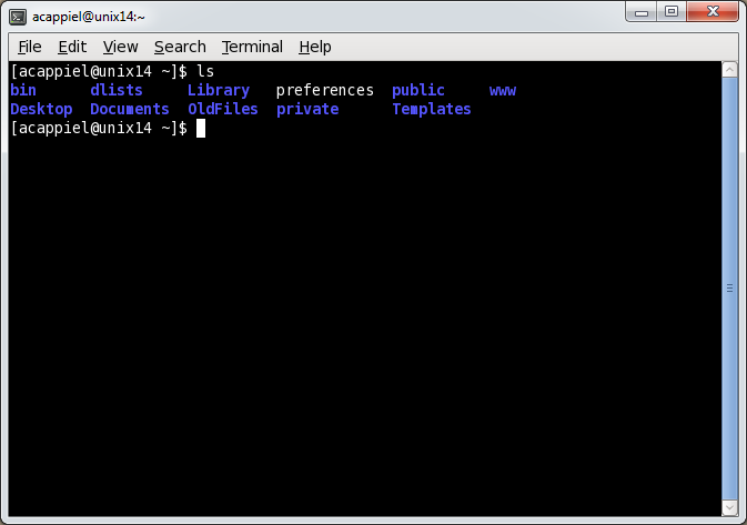 Copying Files Between Windows and Linux using P